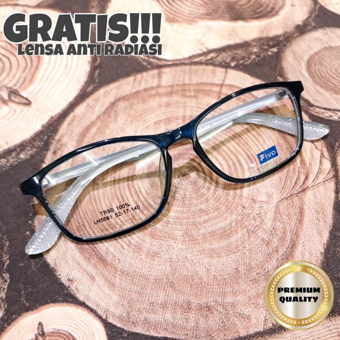 Foto Produk kacamata minus pria wanita anti radiasi bahan elastis premium dari OPTIK AGUS FASET
