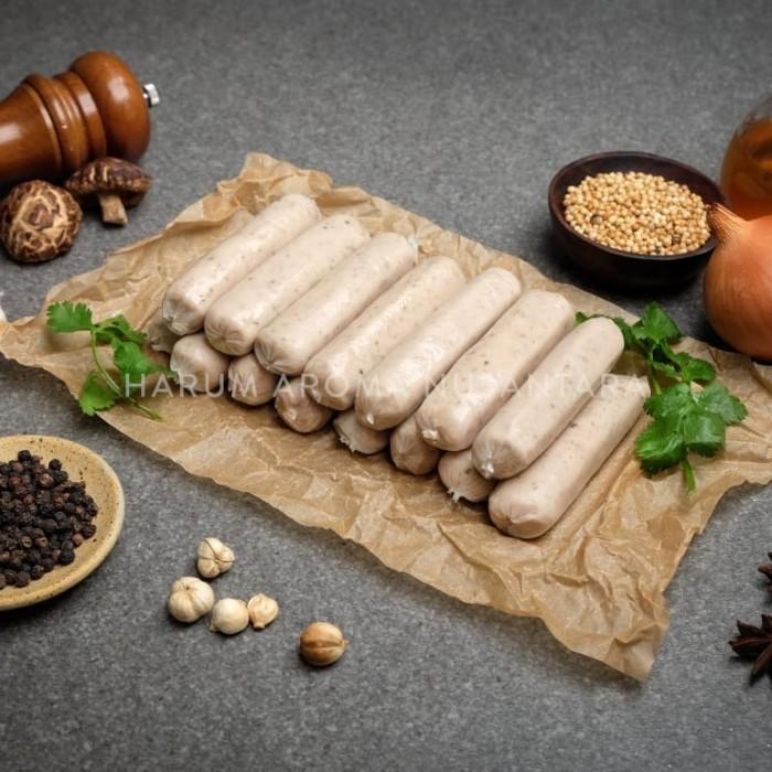 Foto Produk Daging sosis bali. Premium Quality. Harga per 0.5kg. isi 16-17 sosis dari YYPORK