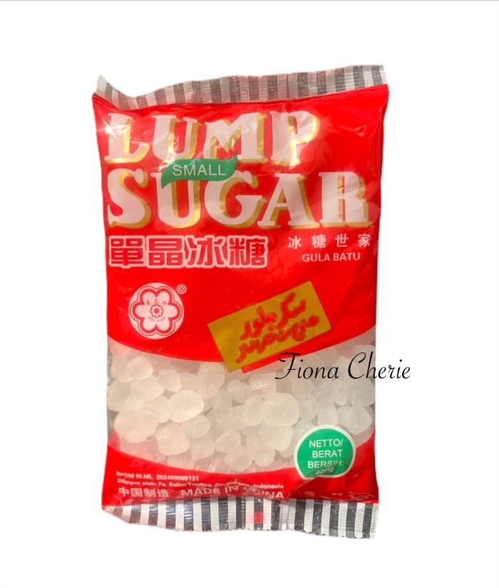 Foto Produk Lump Sugar small / Gula batu 400 gr dari fionacherie