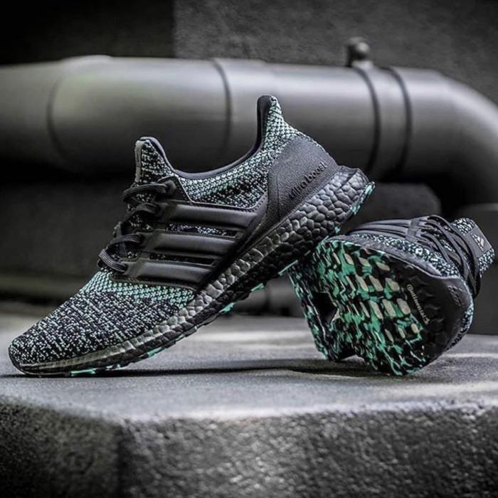 Jual Adidas Ultra Boost 4.0 Core Black