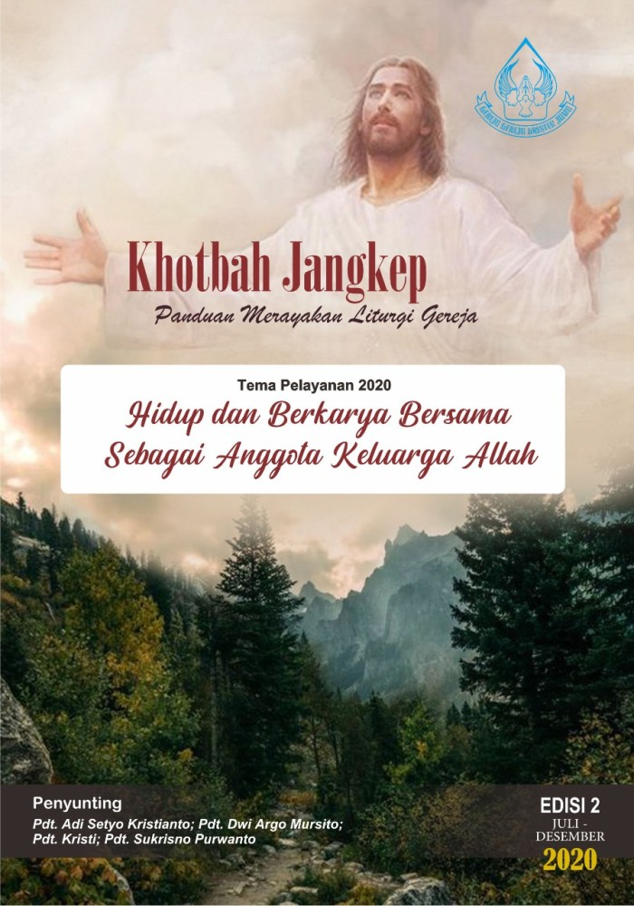 Foto Produk Khotbah Jangkep Edisi 2 Jul-Des 2020 dari GKJ Shop