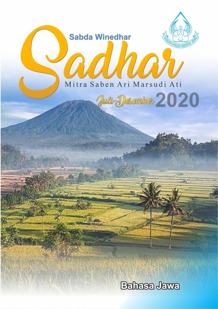 Foto Produk Sadhar Bahasa Jawa Edisi Jul-Des 2020 dari GKJ Shop