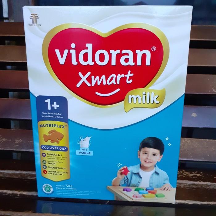 Foto Produk Vidoran Xmart 1+ Vanila / Madu 725gr - VANILA dari JellyLovely