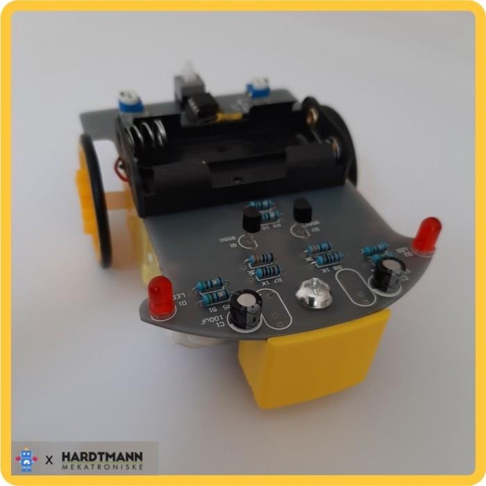 Foto Produk Paket Lengkap Kit Robot Mungilmu (include obeng, solasi hitam,baterai) dari Simungil Robotika
