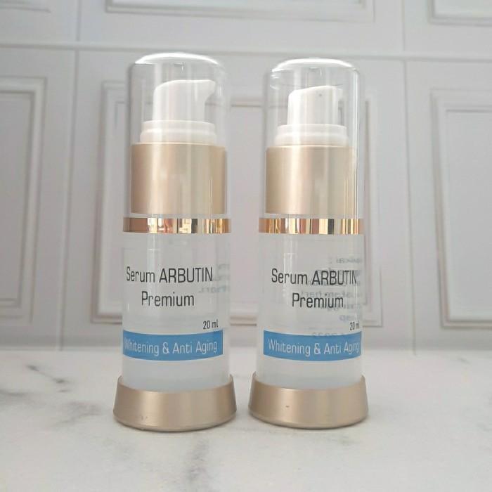 Foto Produk SERUM ARBUTIN PREMIUM **Whitening & Anti Aging 20 ml dari DERMA PRIMA