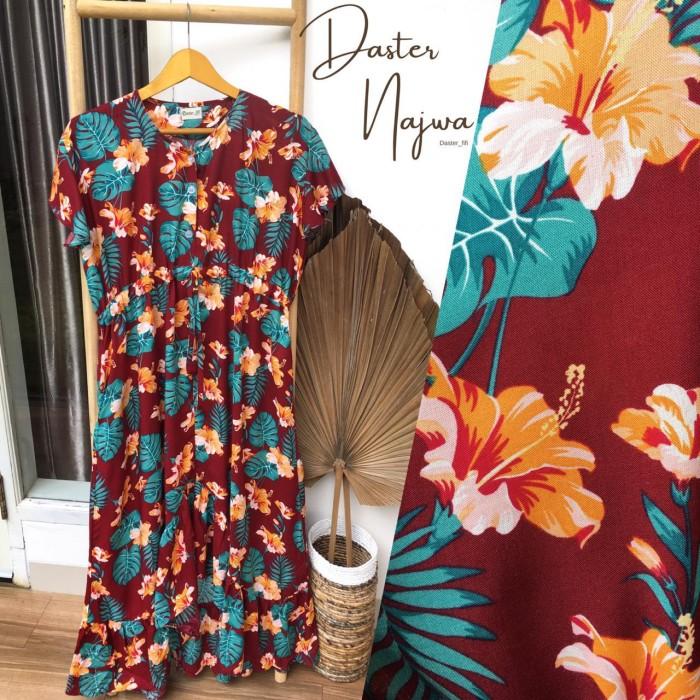 Foto Produk Daster Najwa by Daster Fifi - Marun dari Mabel's shop