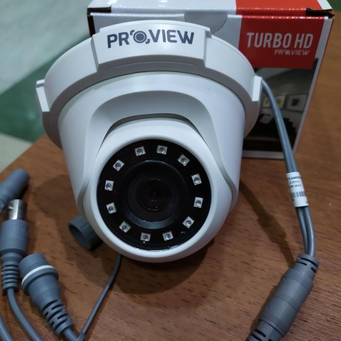 Jual Kamera CCTV Indoor Analog & HDTVI 1.3MP Camera CCTV