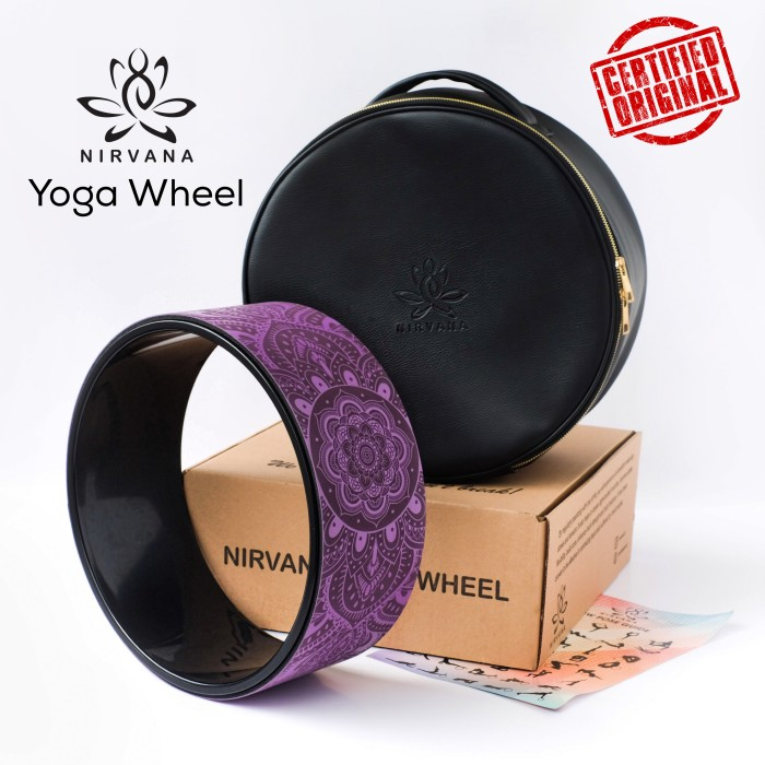Foto Produk YOGA WHEEL ORIGINAL+BAG dari Nirvana Indonesia