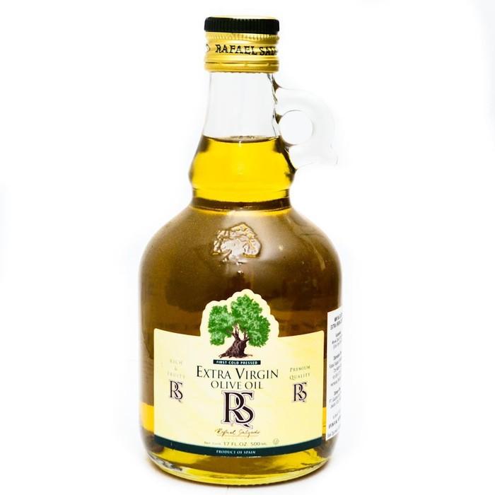 Foto Produk minyak zaitun RS extra virgin 500 ml dari Gudang Grosir Herbal