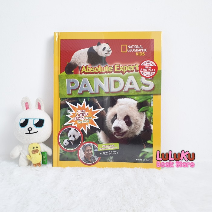 Foto Produk Buku Anak Import National Geographic Kids Absolute Experts Pandas dari LuLuKu Book Store