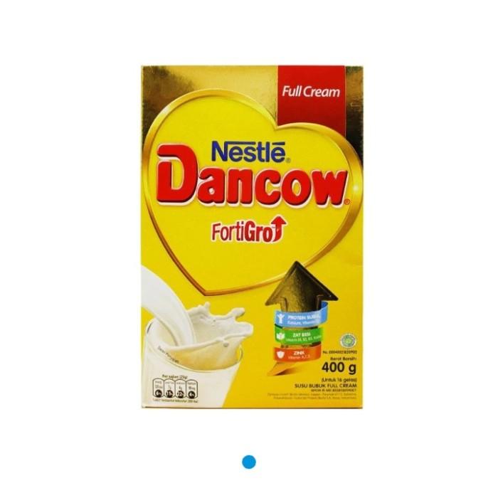 Foto Produk Nestle Dancow Susu Bubuk Full Cream Box 400 Gram dari Goroa