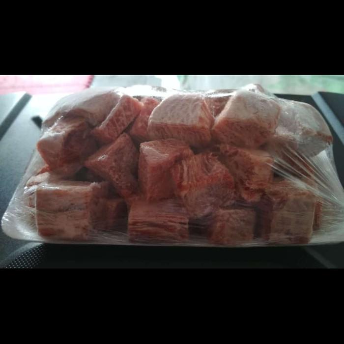 Jual Beef Saikoro Wagyu Cube Halal Kota Tangerang Selatan Maxi Semarang Tokopedia