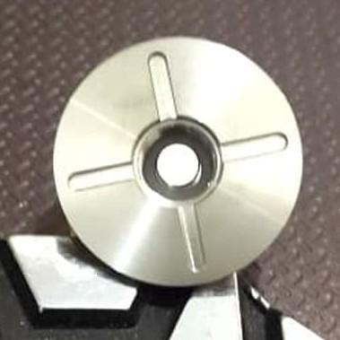 Foto Produk connector 510 stainless steal new model dari versus box mod supply