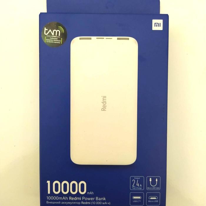 Foto Produk Powerbank Redmi 10000 mah Garansi resmi TAM dari DigitalE-