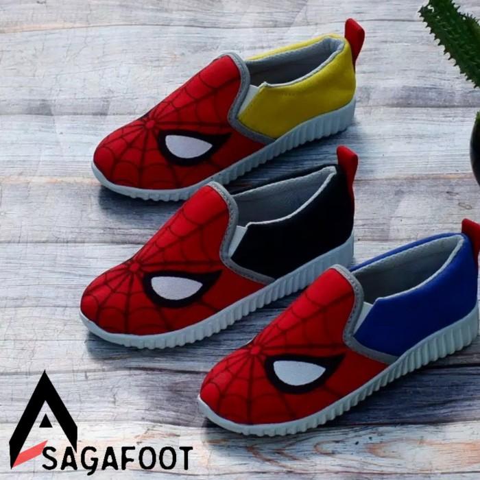 Foto Produk sepatu Slip On Kids dari BeCek Shop