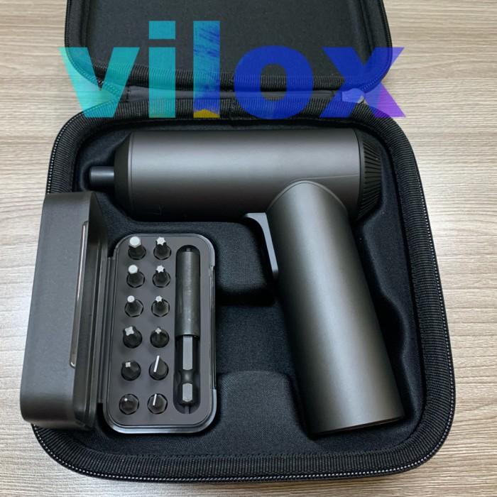Foto Produk xiaomi mijia electric screwdriver obeng bor listrik original dari Vilox