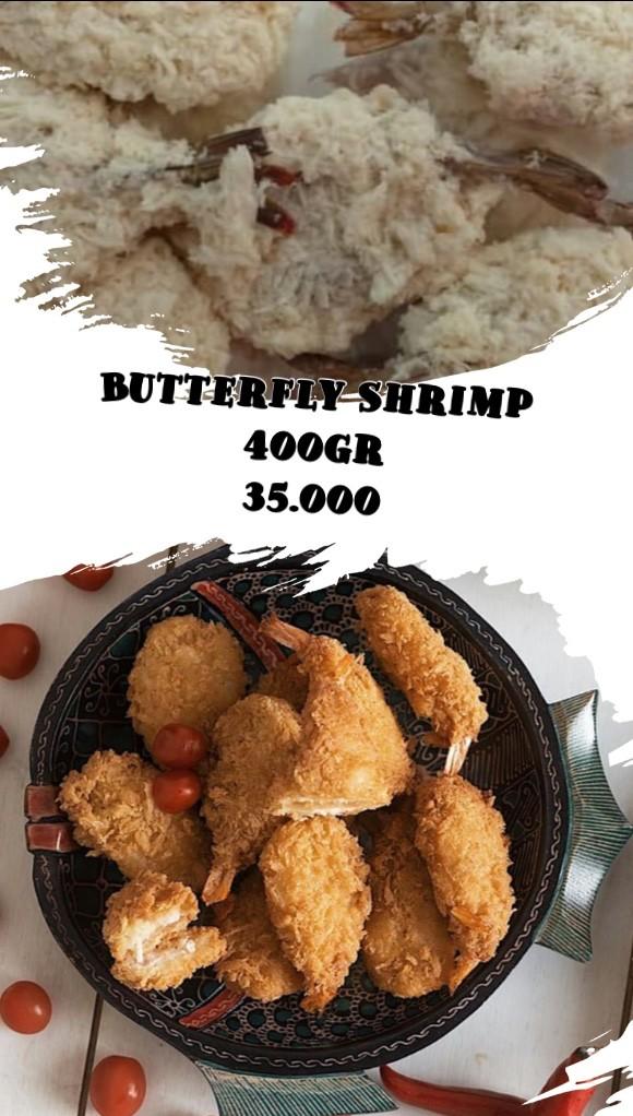 Jual Butterfly Shrimp Jakarta Pusat Ds12 Shop Tokopedia