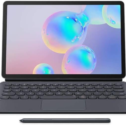 Foto Produk Book cover keyboard tab S6 original 100% dari SILVER_SHOP
