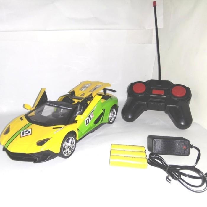 Foto Produk RC GT3 Super Car Lamborghini - Remote Control Racing Batery Charge dari ZhafiraCorps