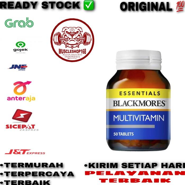 Foto Produk Blackmores Multivitamin 50 tabs dari Muscleshop168