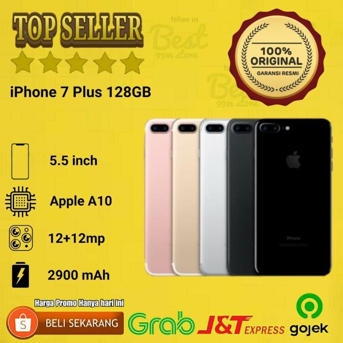 Jual Iphone 7 Plus 128gb Ibox Jakarta Timur Gadget Store Pgc No 649 Tokopedia