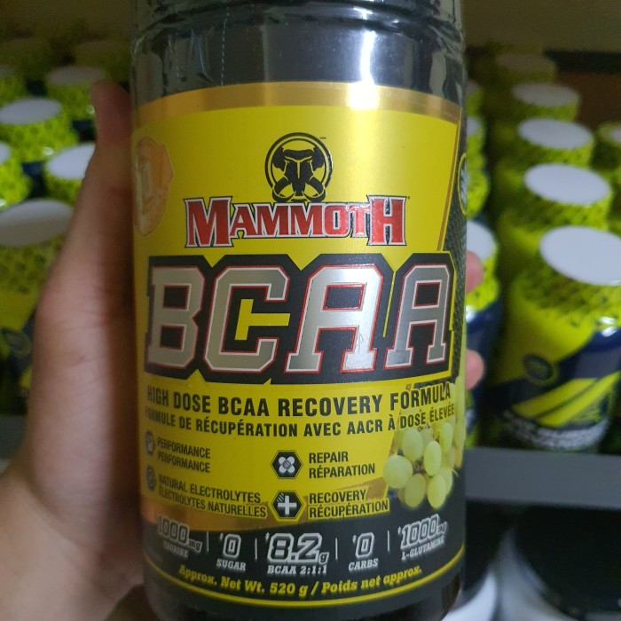 Foto Produk Mammoth Bcaa 40serv dari Bestsportnutrition