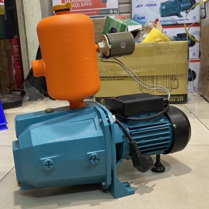 Jual Mesin pompa air semi jet pump jet 100 otomatis ...
