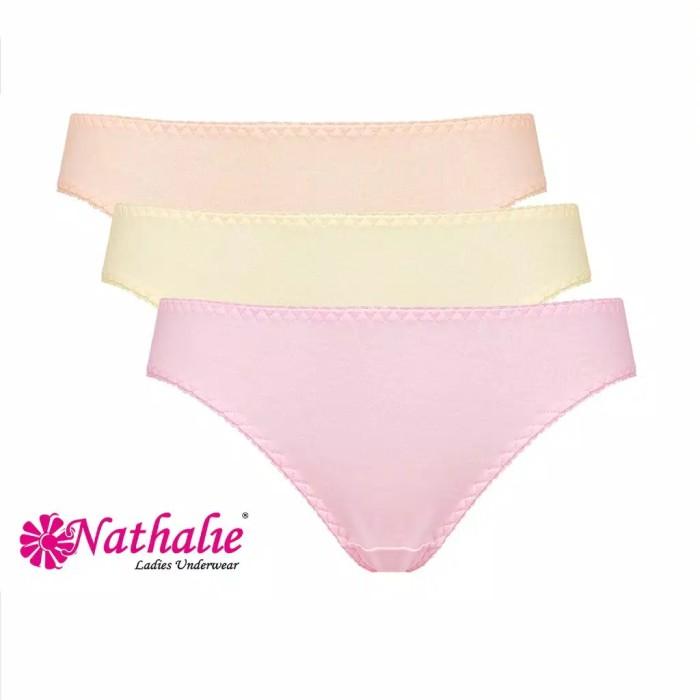 Foto Produk IH Nathalieofficial Celana Dalam Mini Wanita Nathalie Underwear NT 02 dari Inayah Collection 77