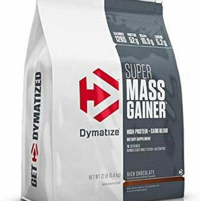 Foto Produk Dymatize Super Mass Gainer 12lbs dari Bestsportnutrition
