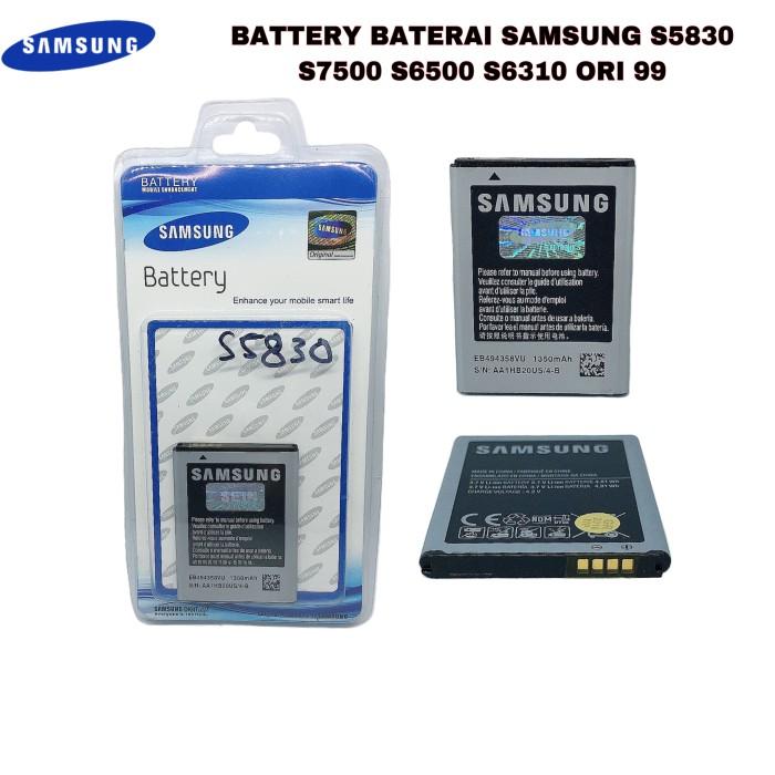 Foto Produk BATTERY BATERAI SAMSUNG EB494358VU FOR S5830 S5670 Galaxy Ace dari LNA ACC