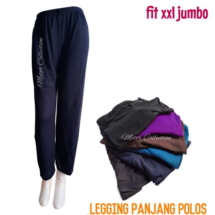 Jual Celana Legging Hitam Wanita Legging Wanita Daleman Wanita Kota Surakarta Metorcollection Tokopedia