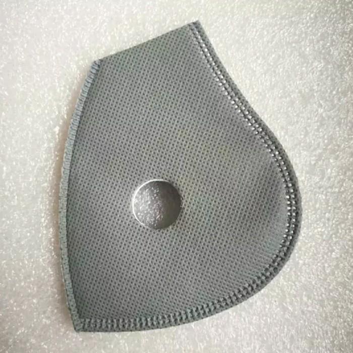 Foto Produk Refill filter PM 2.5 Dual Filter Valve / Refill KN95 dari GooWork