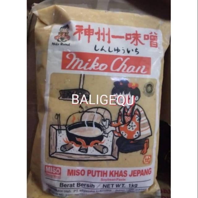 Foto Produk MikoChan Shiro / Miko Chan 1 Kg dari Baligequ