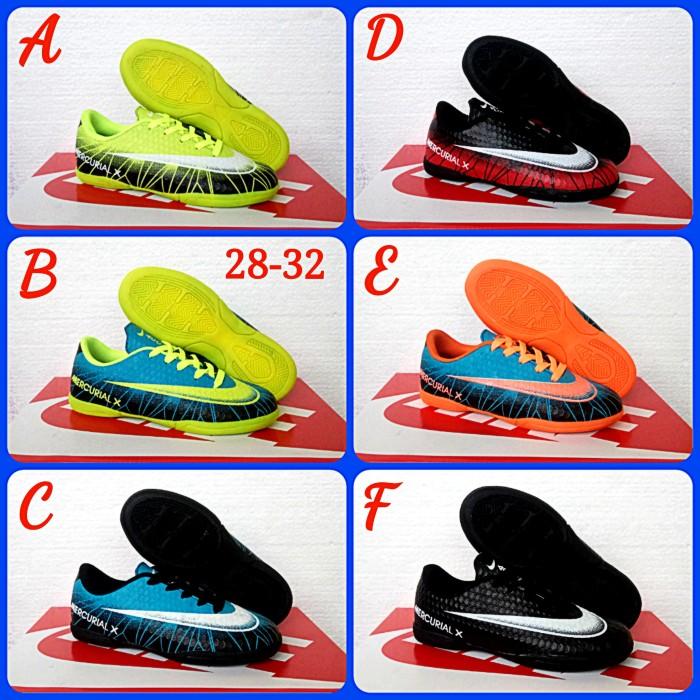 Foto Produk Sepatu Futsal Anak Sepatu Futsal Nike Mercurial dari AJJ SPORT