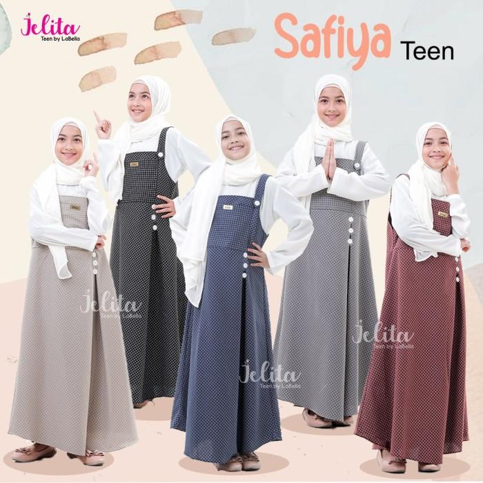 Jual Gamis Overall Remaja Safiya Series Usia 10 15 Tahun By Jelita Teen Kab Banjarnegara Darez Shop Tokopedia