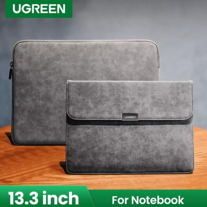 Foto Produk Ugreen sleeve case new macbook touch non leather 13 13.3 air pro 2020 dari ORIGINALproducts JAKARTA
