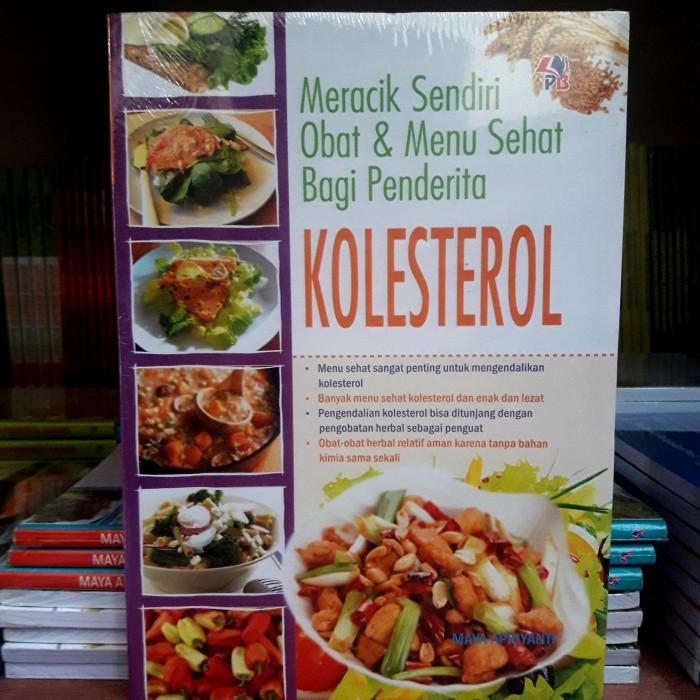 Jual Meracik Sendiri Obat Dan Menu Sehat Bagi Penderita Kolesterol Kota Yogyakarta Belik Ilmu2 Tokopedia