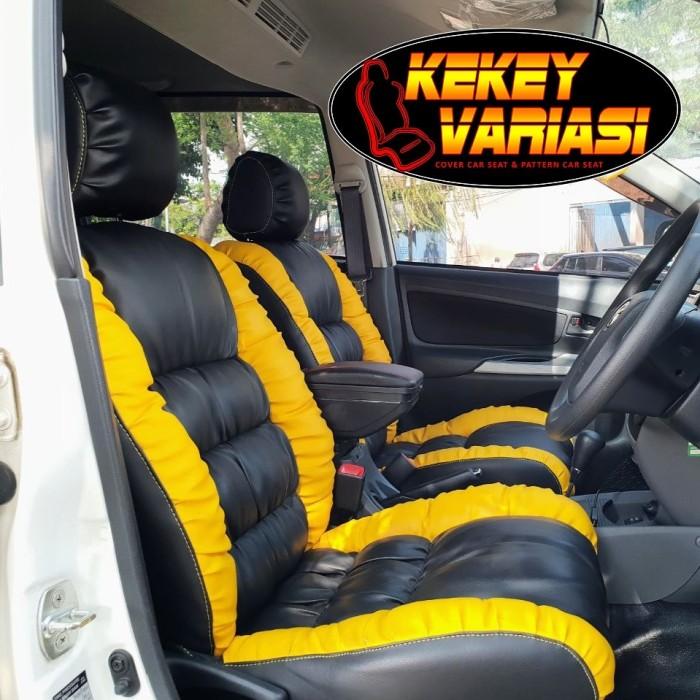 Foto Produk Termurah Sarung Jok Mobil Motif Sofa Bahan Myo Kwalitas Terbaik dari kekey variasi