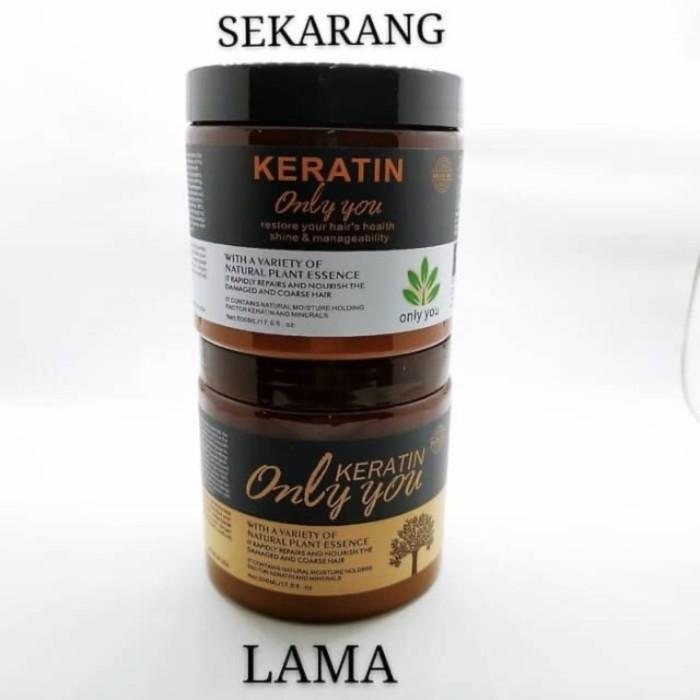 Jual Only You Keratin Hair Mask Masker Keratin Rambut Rusak Dan Bercabang Jakarta Pusat Kong2store Tokopedia