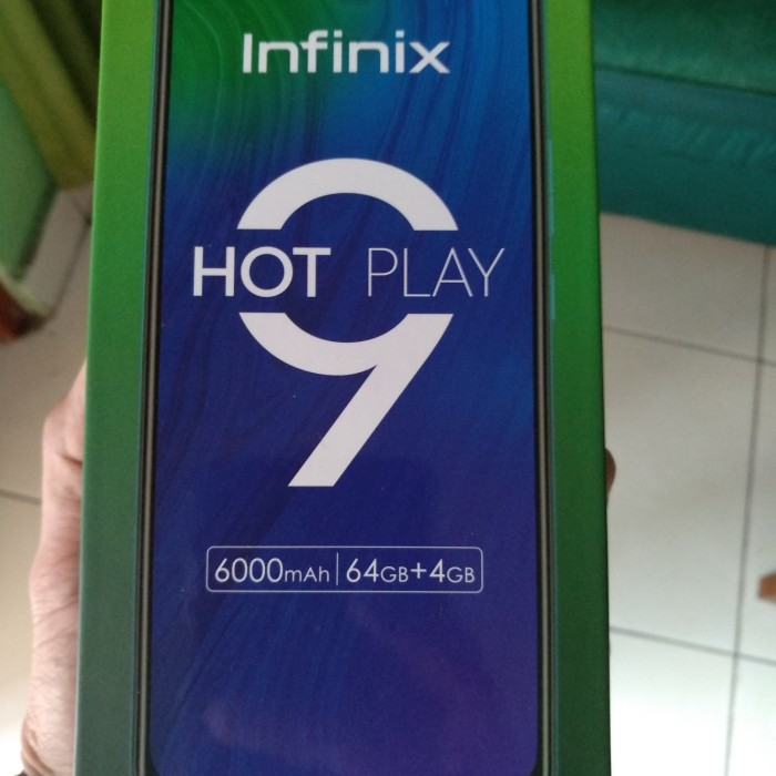 Foto Produk Infinix Hot 9 Play dari BeGe Shop Jogja