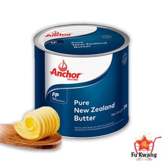 Foto Produk Salted Butter Mentega Anchor 2 kg dari Fu Kwang Mart