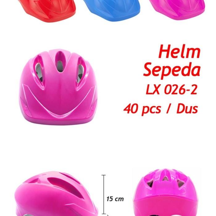 Foto Produk Helmet helm sepatu roda sepeda anak anak tanggung AOSITE ORI dari Hebohstore