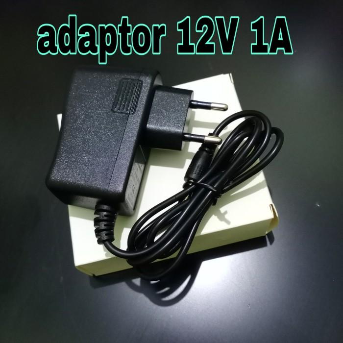 Foto Produk Adaptor AC to DC 12V 1A dari GG outlet