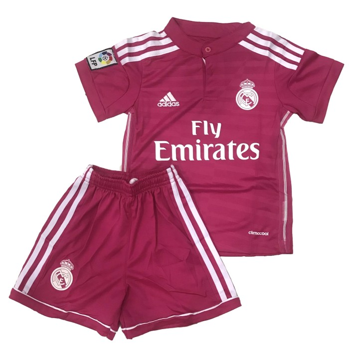 Foto Produk Jersey Bola Real Madrid KIDS Away 2014/15 GO - 16 dari Javiro Shop