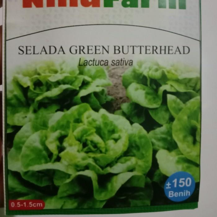 Foto Produk benih selada butterhead Ninufarm dari Aa818_Hydroponic