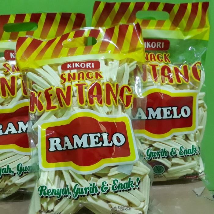 Foto Produk Ramelo Snak Kentang 250 gr - Original dari Sumber Berkah Boga