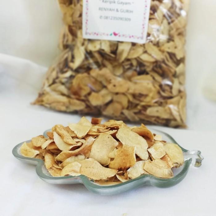 Foto Produk keripik gayam - 250 gram - makanan langka dari Kinanti Jaya Berkah