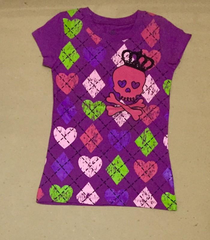 Foto Produk Kaos anak purple crown dari au'let