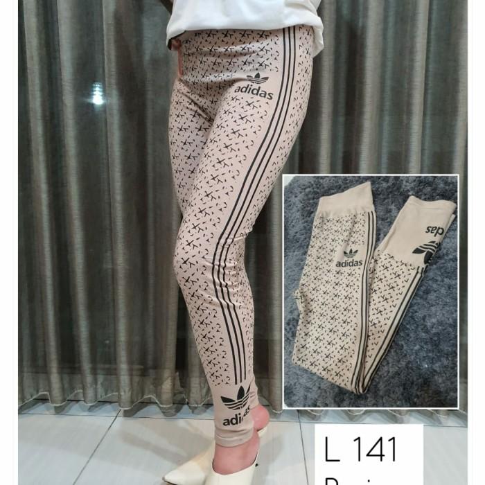 Jual Celana Legging Full Print Adidas Ads Beige Jakarta Barat Rainsss Tokopedia