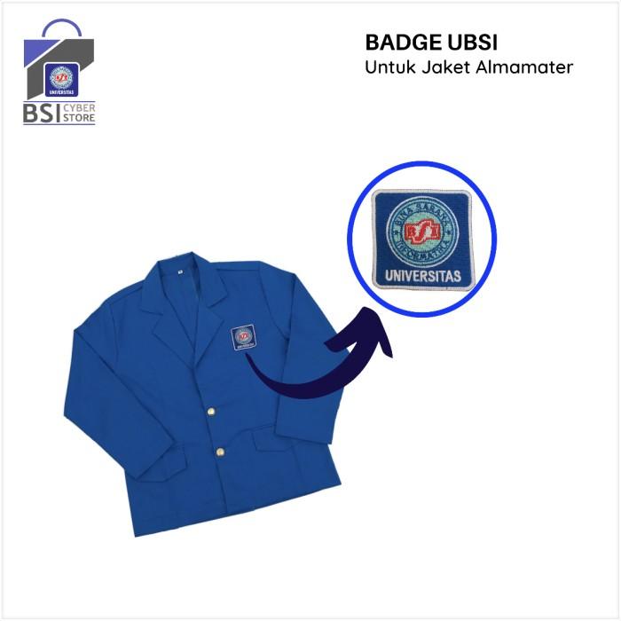 Foto Produk Badge UBSI dari BSI CyberStore